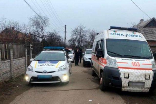 В Днепропетровской области мужчина зарезал родственников на похоронах