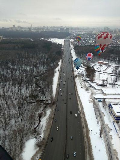 Проспект Салават Юлаева.