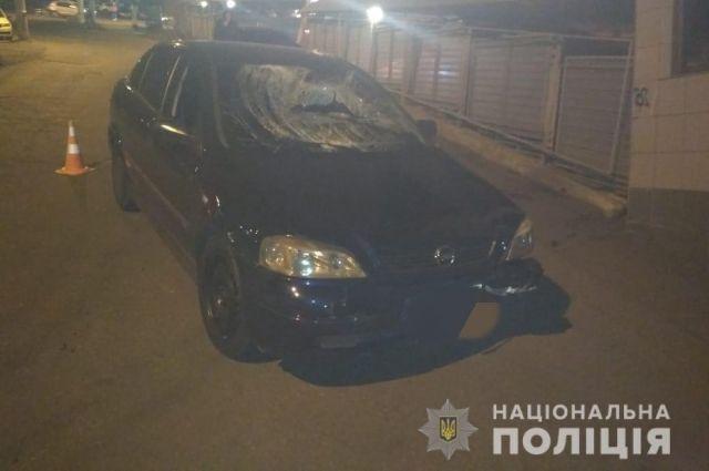 В Одессе пьяный полицейский сбил двух пешеходов: детали происшествия