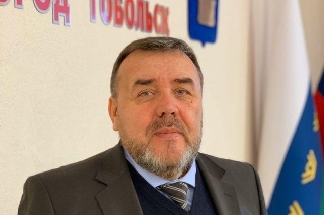 Глава Тобольска представил нового зама по вопросам ЖКХ
