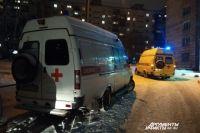 Ребёнка с серьёзными травмами отвезли в больницу, женщина также госпитализирована.