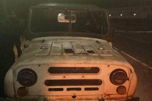 Под Киевом полицейские нашли в салоне автомобиля застреленного ветерана АТО