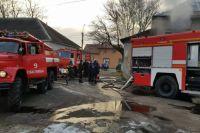 В Закарпатской школе произошел пожар, эвакуировали почти 200 детей