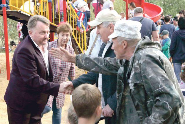 На вопрос о том готов ли он баллотироваться на должность главы региона, Рыбаков утвердительно ответил «Да».