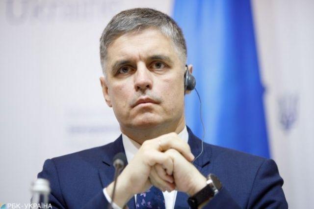 Пристайко анонсировал открытие посольства Украины в Тиране
