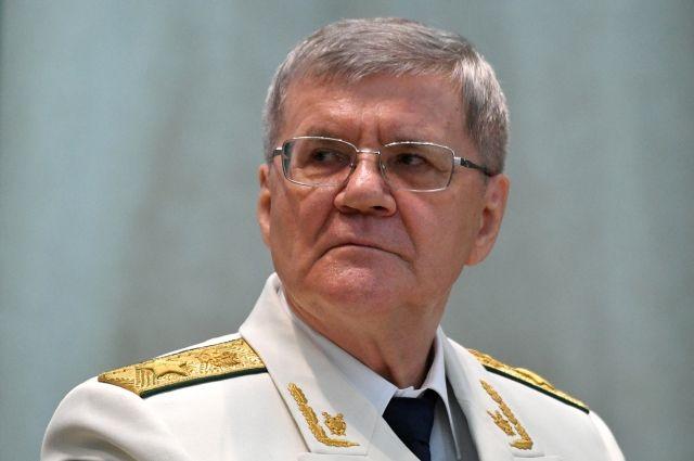 В Кремле рассказали о причинах освобождения Чайки от должности