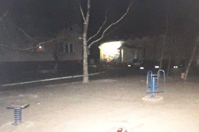 В Киевской области произошла стрельба на детской площадке: детали