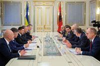 Стали известны подробности встречи Зеленского с главой ОБСЕ
