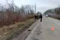 В Харьковской области водитель насмерть сбил двоих мужчин и скрылся