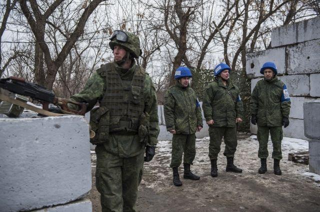 В ЛНР сообщили об обстреле со стороны украинских силовиков