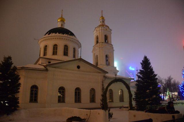 Оренбуржцы могут поклониться мощам святой Матроны в Никольском соборе.