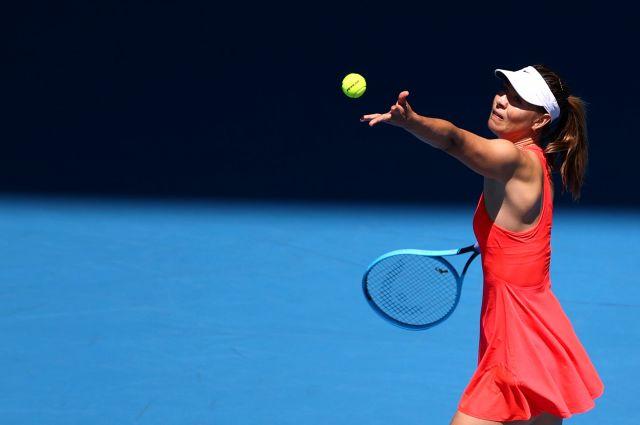 Шарапова потерпела поражение на старте Australian Open