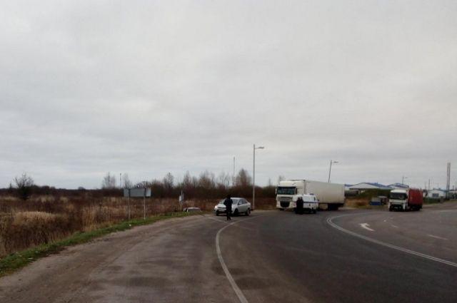 В ДТП под Нестеровом погиб водитель
