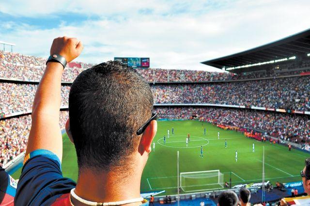 Идея вернуть пиво на футбольные стадионы основана на опыте проведения в России чемпионата мира по футболу-2018.