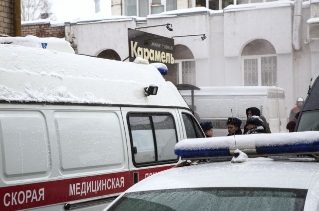 Дом в Перми, разместивший в подвале мини-отель, не был готов к зиме