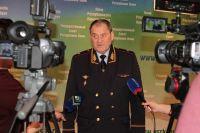 МВД Коми Виктор Половников возглавлял более четырёх лет.