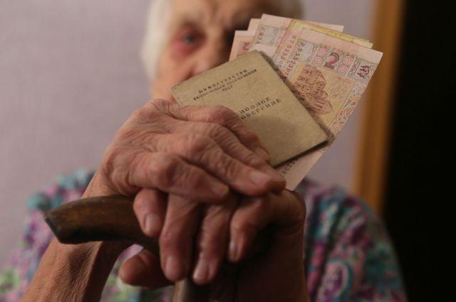 В Украине средняя пенсия за год повысилась на 437 гривен, – Пенсионный фонд
