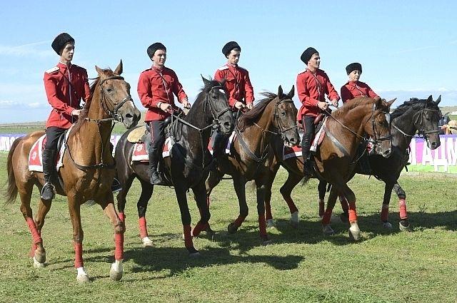 Коня готовили за несколько лет до отправки казака в армию.