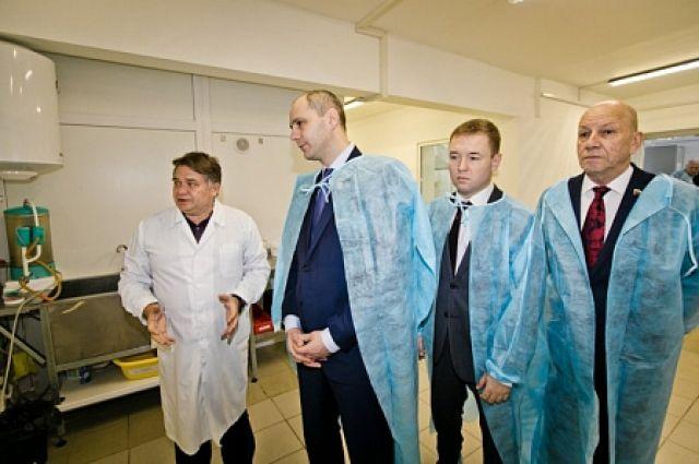 Губернатор Денис Паслер обратил внимание на проблемы Бугуруслана.
