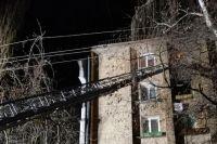 В Киеве произошел пожар в многоэтажке: подробности происшествия