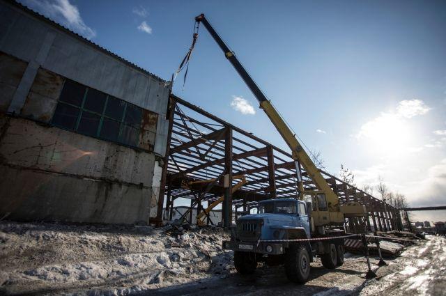 Первый в регионе индустриальный парк появится в Сургуте