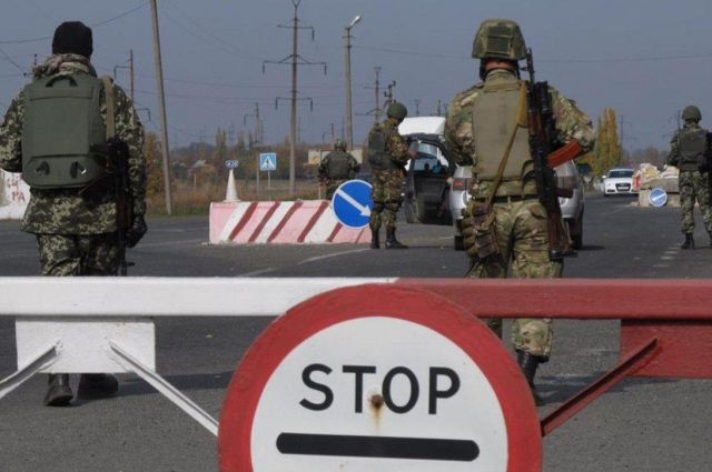 Трагедия на КПВВ «Станица Луганская»: умер пенсионер