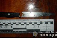 В Киеве женщина порезала брата, обварившего мать кипятком