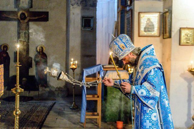 Иерей Андрей Безруков (отец Андрей)