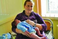В Тернополе родился малыш с рекордным весом: детали
