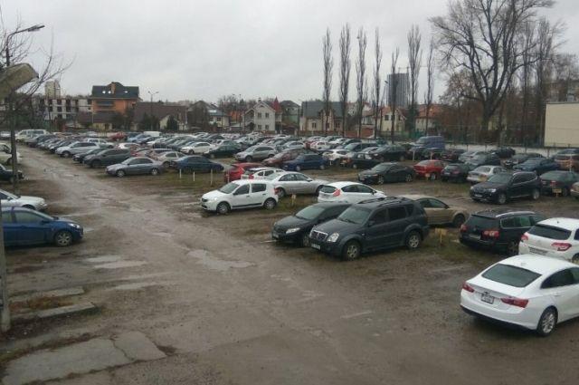 В Киеве планируют в разы увеличить стоимость парковки