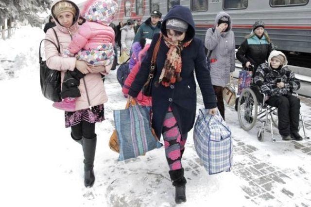 В Украине увеличилось количество переселенцев, - Минсоцполитики