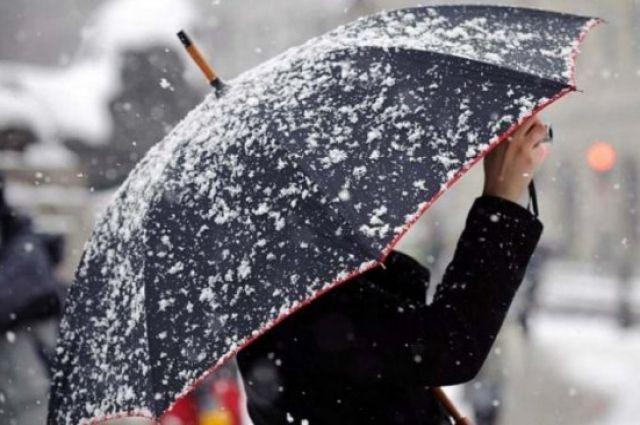 Погода на 22 января: в Украине ожидаются осадки