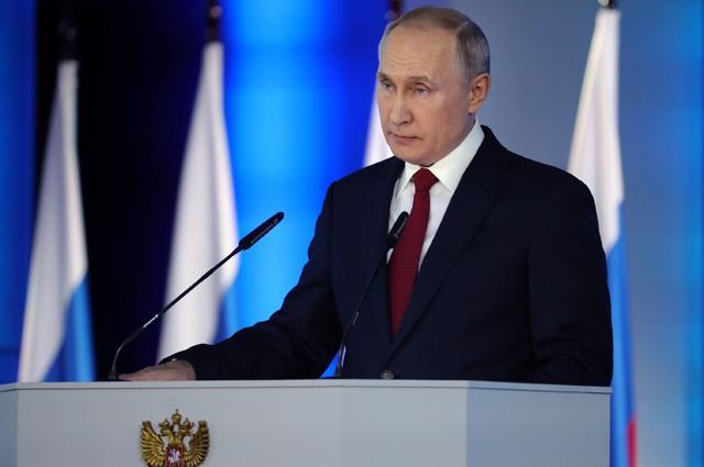 Владимир Путин: «Вместе, сообща мы обязательно изменим жизнь к лучшему».