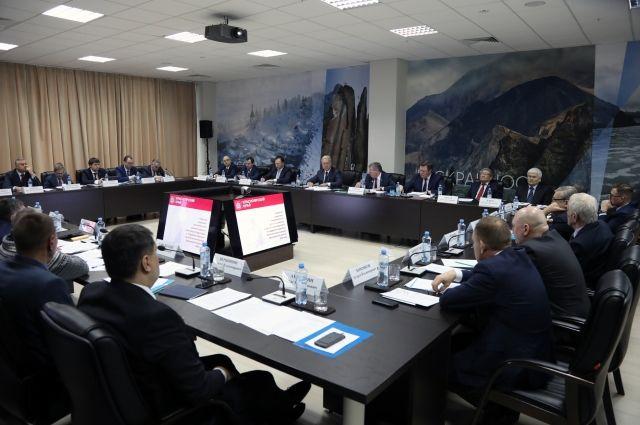 По мнению экспертов, Красноярский край должен стать центром выработки компетенций по народосбережению в Арктике.