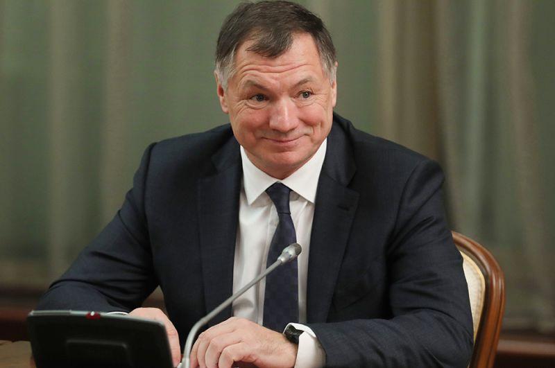 Марат Хуснуллин (заместитель мэра Москвы по вопросам строительства) стал зампреда по вопросам строительства, ЖКХ и регионального развития.