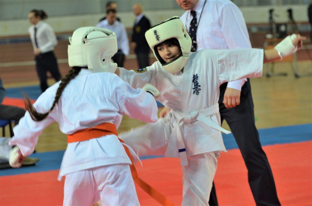 На турнир приехало около 140 бойцов.