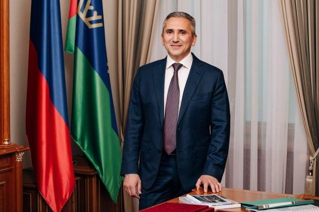 Александр Моор: «Тюменская область – кузница управленческих кадров»