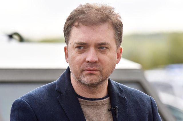 Андрей Загороднюк.