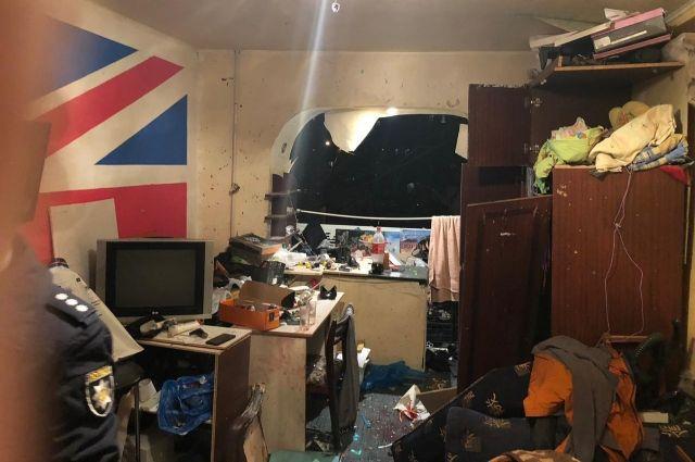 В Днепре произошел взрыв в квартире: есть пострадавшие