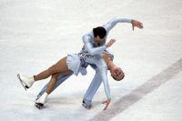 Наталья Линичук и Геннадий Карпоносов, 1980 г.