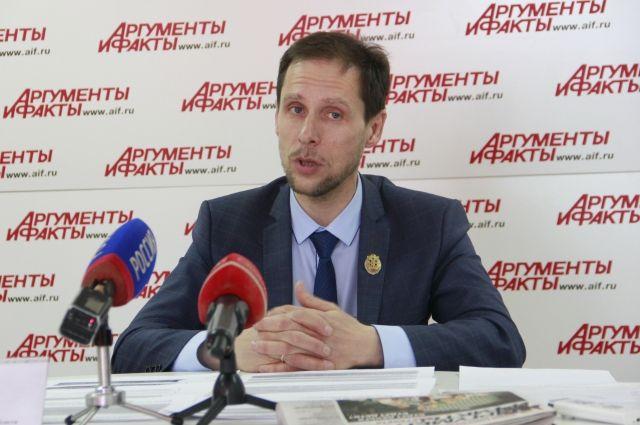 Евгений Аронович.