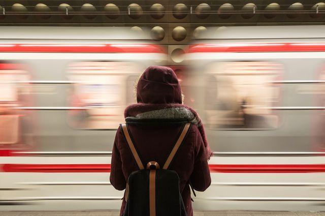 Прирост пассажиропотока в метро за прошлый год составил 1,7%.