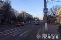 ДТП в Полтавской области: микроавтобус сбил ребенка на переходе