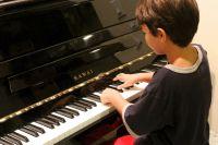 Теперь детям придётся заниматься музыкой по вечерам, к досаде вернувшихся с работы уставших соседей.