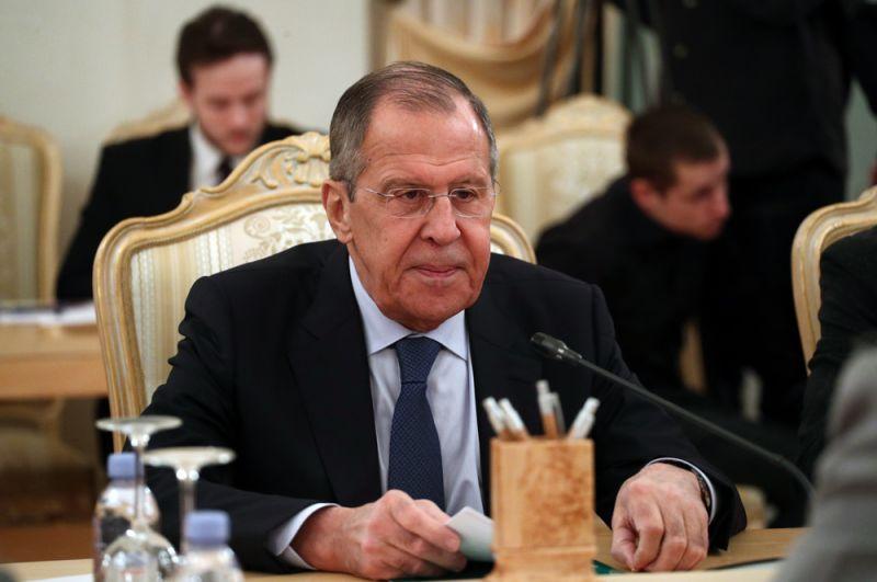 Сохранил свой пост министра глава МИД Сергей Лавров.