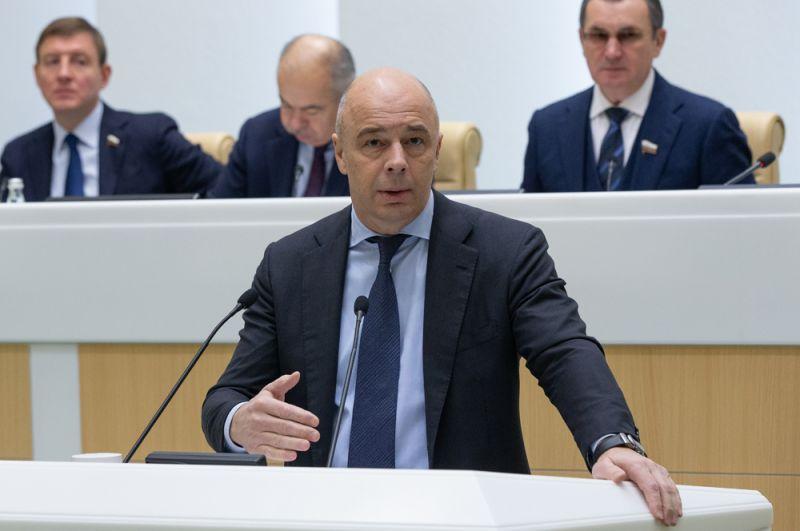 Антон Силуанов останется только министром финансов.
