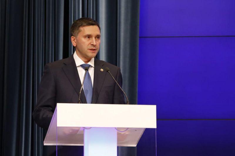 Главой Минприроды — Дмитрий Кобылкин.