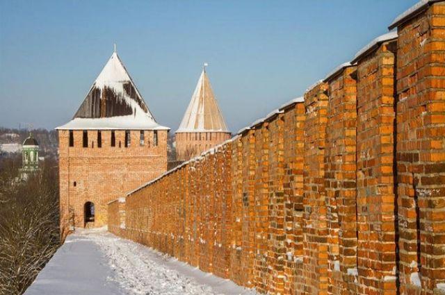 По линии крепостной стены после ремонта проложат туристический пешеходный маршрут.