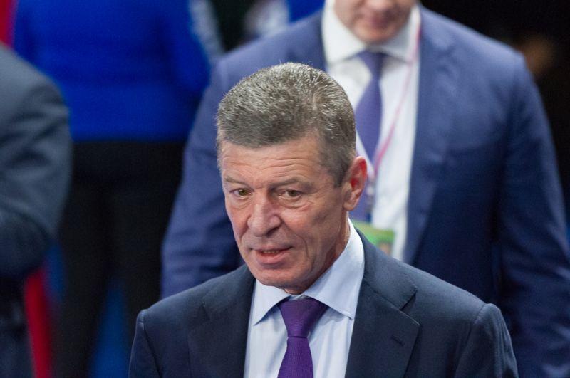 Вице-премьер Дмитрий Козак.