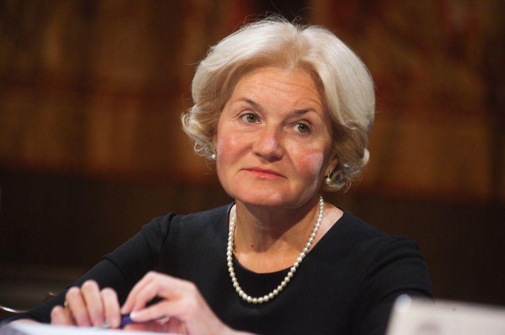 Вице-премьер Ольга Голодец.